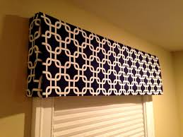 bedroom no sew window treatments picturesque box valance diy and