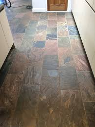 Best Way To Clean A Slate Floor by Revamping Dirty Slate Tiles Stone Cleaning And Polishing Tips