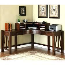 Office Desks Corner Corner Office Desk Ideas Using Wooden Writing