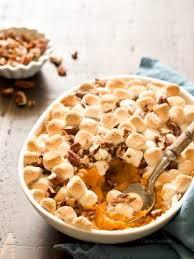sweet potato casserole for two chocolate moosey