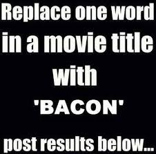 Mind Games Meme - bacon coming soon to a theater near you bacon laughter and meme