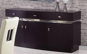 contemporary design wenge modern buffet gfg072 modern euro