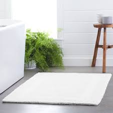 Extra Large Bathroom Rugs And Mats by Amazon Com Pinzon Luxury Reversible Cotton Bath Mat 30 X 50