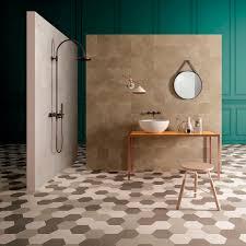 indoor tile outdoor floor porcelain stoneware trellis