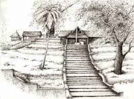 landscape temple wetcanvas