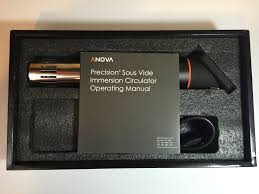 Home Brew Stores In Houston Tx A Look At Anova Touch Screen Heat Stick And Circulator Homebrew