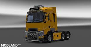 renault trucks t renault range t mod for ets 2