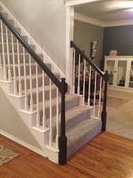 Staining Banister Java Gel Stain U2013 Unending Possibilities