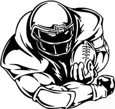 football coloring pages nfl archives inside nfl football coloring