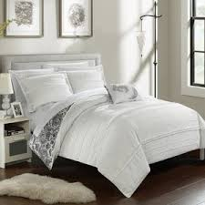 textured duvet cover sets you u0027ll love wayfair ca