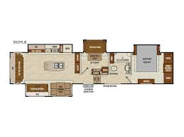Open Range Fifth Wheel Floor Plans by 2018 Coachmen Rv Chaparral 392mbl Purcell Ok Rvtrader Com