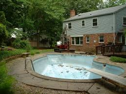 basement demolition costs cost of removing a swimming pool sani tred blog