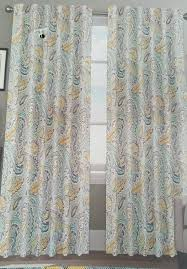 Grommet Kitchen Curtains Coffee Tables Walmart Yellow Kitchen Curtains Sheer Yellow