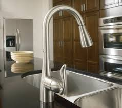 moen arbor kitchen faucet moen 7594csl arbor one handle high arc pulldown kitchen faucet
