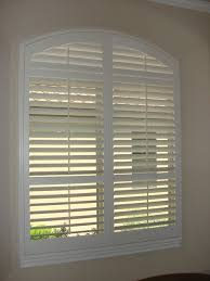 Circle Window Blinds The Arched Window Treatments Coverings Budget Blinds Pertaining To