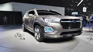 subaru suv concept subaru viziv 7 2018 new forester concept for the bigger bolder