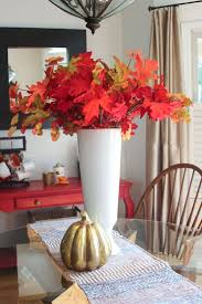 Fall Kitchen Decor - fall home tour the kitchen unlikely martha