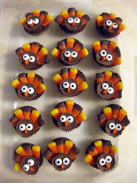 thanksgiving chocolate turkeys sprinkleofhappiness