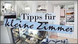 Kleines Schlafzimmer Nur Bett Kleine Zimmer Schön Machen Tipps Tricks Hilfen Ideen Anna