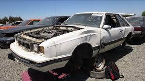 lexus junkyard orlando 1980 mercury capri u2013 junkyard find
