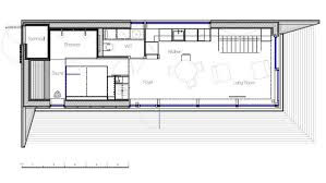 The Notebook House Floor Plan Passion House Prefab 400 Square Feet Of Nordic Design Treehugger