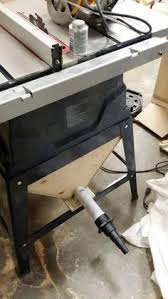 table saw vacuum dust collector how to turn a shop vac into a diy dust collector dust collection
