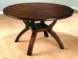 expandable tables round table that expands diaz2009 com