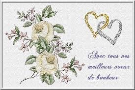 voeux de bonheur mariage ma princesse vanille heureux mariage