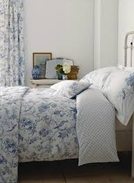 Sanderson Dandelion Clocks Duvet Cover Cosying Up For Autumn And Winter With Bedding And Cushions