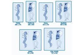 materasso king size misure dimensione materasso matrimoniale le misure standard