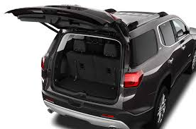 Ford Explorer Cargo Space - 2017 gmc acadia reviews and rating motor trend