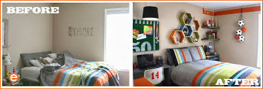 Bedroom Decor Before And After Boys Bedroom Ideas