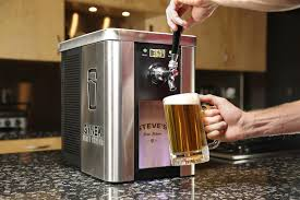 Best Kegerator The Synek Craft Brew Dispenser Is Like A Keurig For Beer Digital