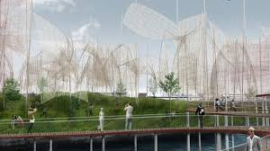 wind art who says power plants have to be ugly this sculpture reinvents wind p
