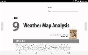 ats 114 lab 9 weather map analysis youtube
