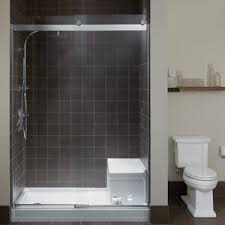 Shower Doors Reviews Kohler Levity Shower Door Review Home Interior Design