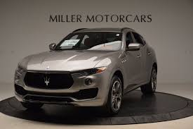 maserati levante blacked out miller motorcars new aston martin bugatti maserati bentley