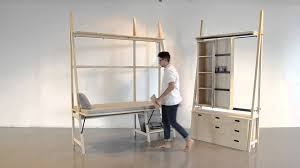 25 Square Meter by Yatno Furniture For 5 Square Meter Living Youtube