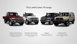 toyota land cruiser 2017 2017 toyota land cruiser 70 series earns 5 stars for safety from