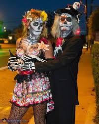 sugar skull costume skull costumes