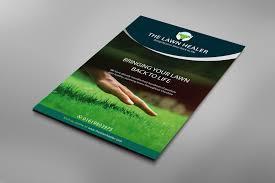 single page flyer design best psd freebies
