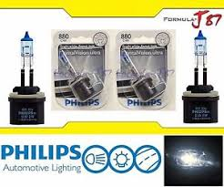 fog light bulb replacement philips crystal vision ultra 880 h27 27w fog light bulb replacement
