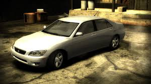 toyota altezza modified lexus is 300 need for speed wiki fandom powered by wikia