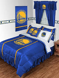 amazon com golden state warriors 5 piece full size comforter