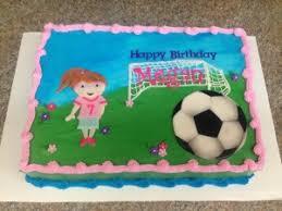 soccer cake ideas birthday cake images