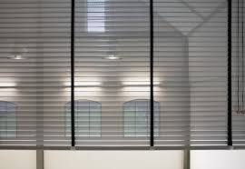 venetian blinds transparent cord operated systems from ann