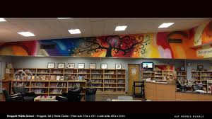kat morris murals best chattanooga mural painter in this 43 w left end of the media center the director wanted a tree of life mural along with the same funky colors in this library mural