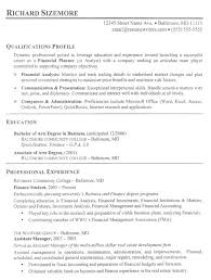 Sample Resume For Bank Jobs For Freshers by Sample Resume For Freshers