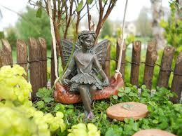 garden ornaments fairies how to revive garden statues into