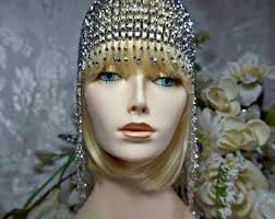 great gatsby hair accessories gatsby accessories etsy